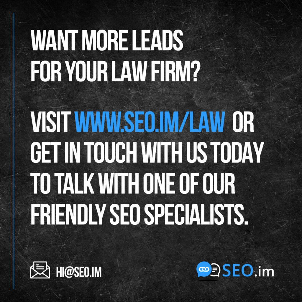 Get In Touch Today